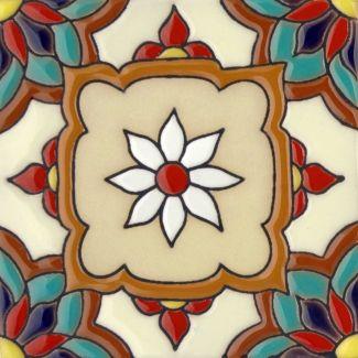 Malibu Tile Jazmin 2 From Santa Barbara Ceramic Tile Collection