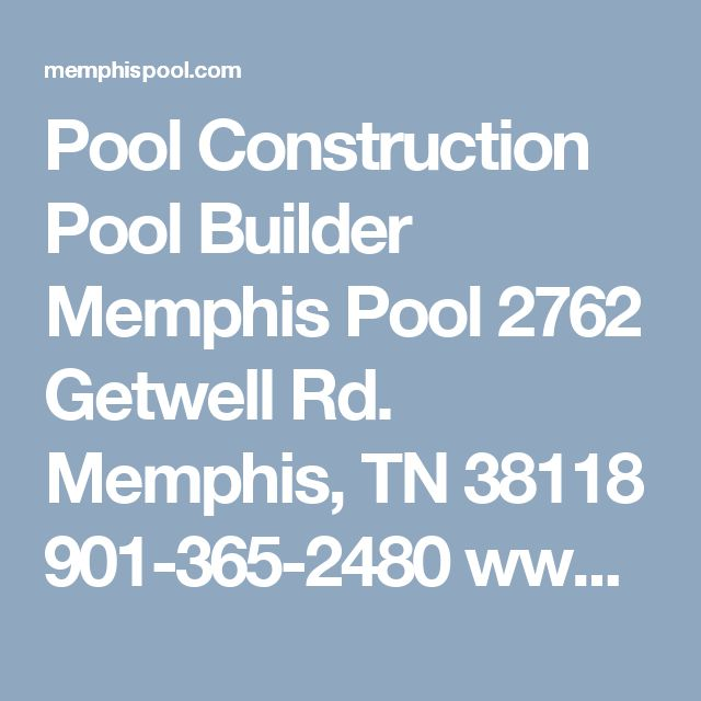 18 Best Pools By Type Images On Pinterest Pools Swimming Pools And Memphis