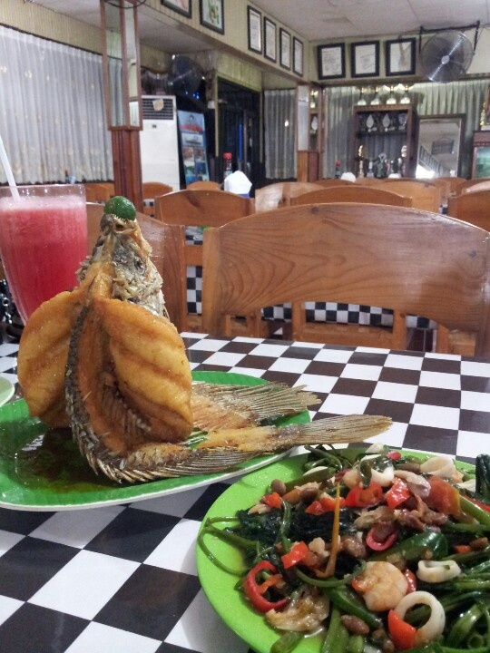 Gurame at Sunda Kelapa #indonesia