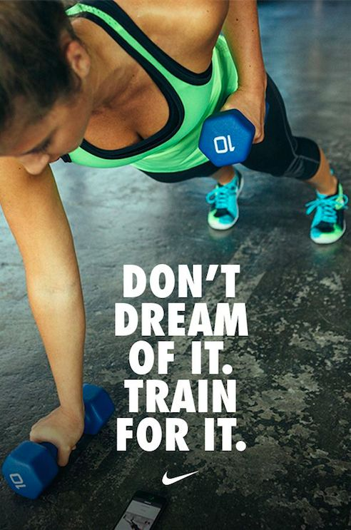 train consistently