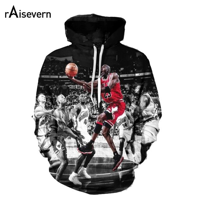 Buy now Raisevern New 2017 Men/Women 3D Hoodies Jordan Sweatshirts Harajuku Hip Hop Tracksuit Casual Sweats Hoody Tops Dropship just only $21.82 with free shipping worldwide  #hoodiessweatshirtsformen Plese click on picture to see our special price for you