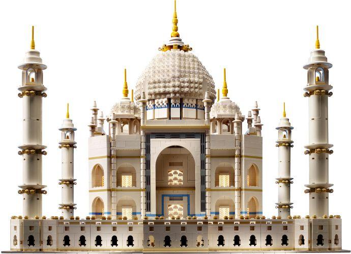 Taj Mahal brick set by Lego - 5922 pieces