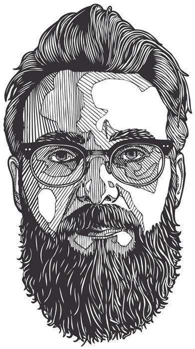 Andy Tomlinson — Senior Designer at Bite in Illustration - brilliant illustration