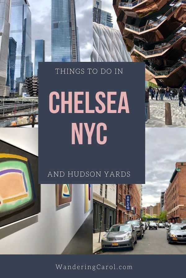 Things To Do In Chelsea Nyc Chelsea Nyc Chelsea New York Visit New York City