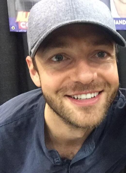 Ross Marquand, 'Aaron' on The Walking Dead