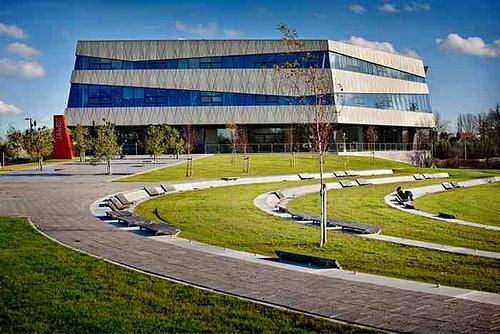 Esprit Benelux HeadOffice / Amstelveen / Netherlands  Bekkering Adams Architecten