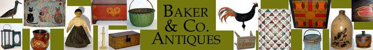 Baker & Co Antiques