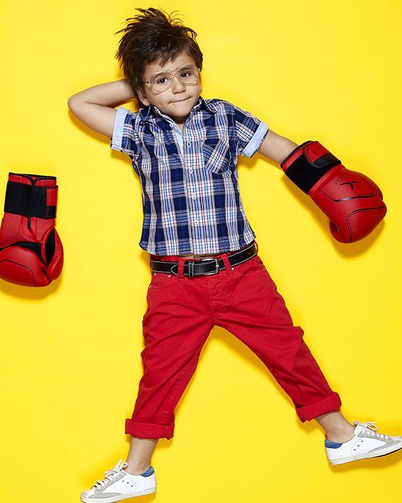 Kids Fashion | Dodo | Photographer Donnie Garcia | Concept Liberi Creativi