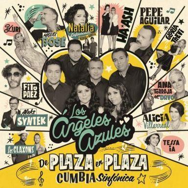 Los Ángeles Azules - De plaza en plaza