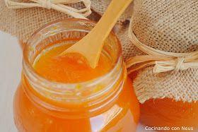 Neus cocinando con Thermomix: Mermelada de naranja con zanahoria