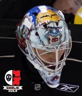 Nyarlathoblog: Best Goalie Masks - Colorado Avalanche