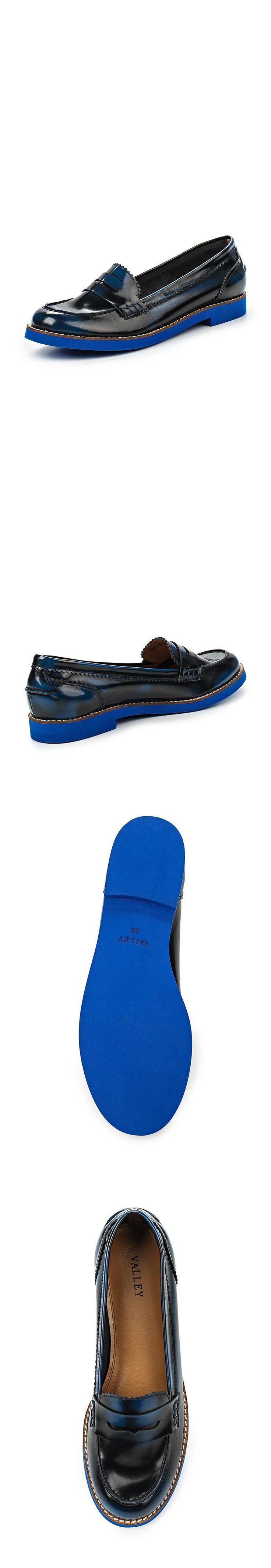 Женская обувь лоферы Valley за 7299.00 руб.