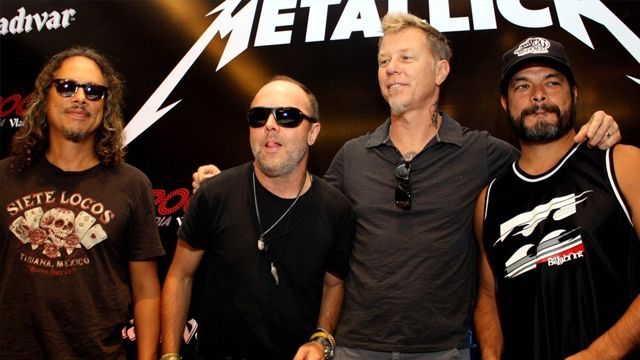 Metallica Siap Menggebrak Lagi dengan Through The Never