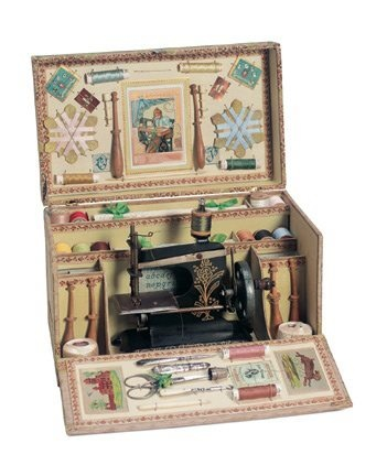 toy sewing machine set