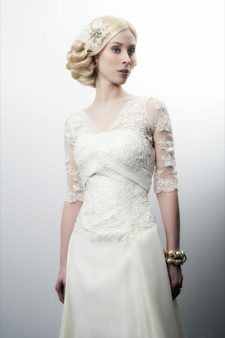 33 best Wedding Styles images on Pinterest | Chignons, Cute ...