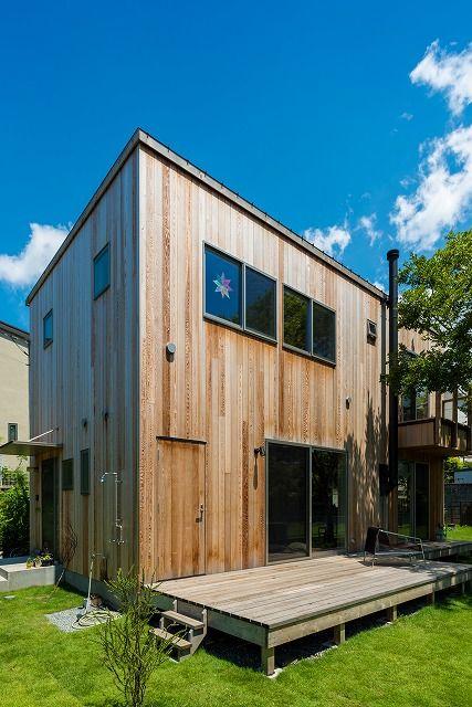 ENJOYWORKS/エンジョイワークス/スケルトンハウス/skeletonhouse/facade/ファサード/2017年グッドデザイン賞