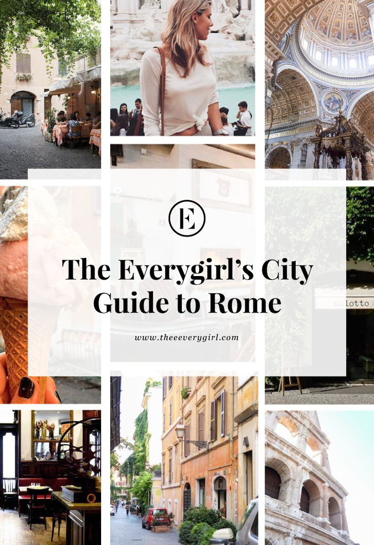 The Everygirl'️s City Guide to Rome | The Everygirl