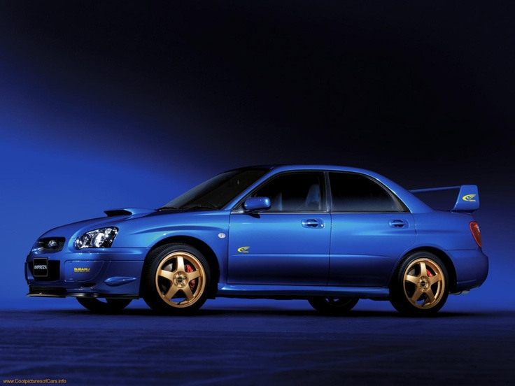 2004 subaru impreza wrx sti for sale in houston