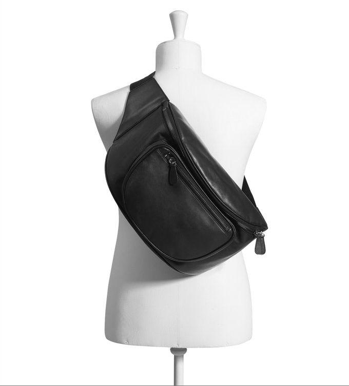 Oversize Fannypack Backpack. Maison Martin Margiela HM