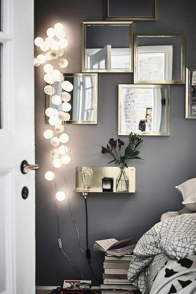 Inspiration : ma chambre à l'heure du cocooning