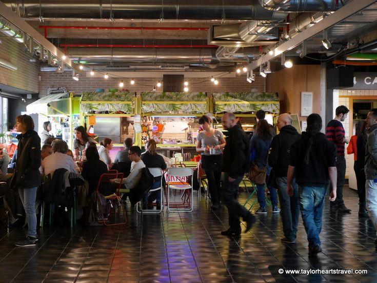 Visiting Madrid? Go to Mercado De San Anton
