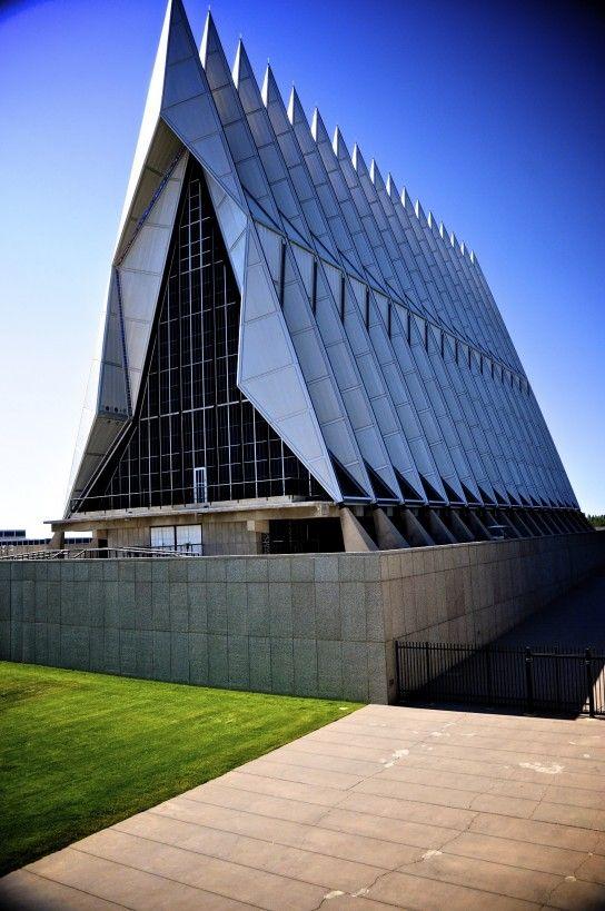 Cadet Chapel, Air Force Academy