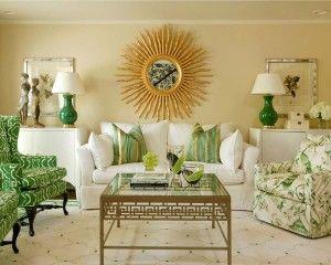 TOBI FAIRLEY Living Room