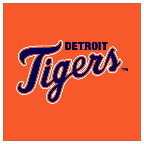 Detroit Tigers Vector Logo - Cliparts.co
