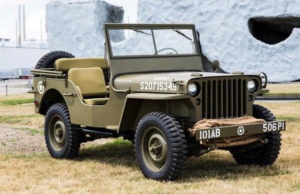Jeep faz releitura moderna do Willys Carros Clássicos