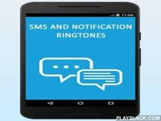 SMS And Notification Ringtones Android App - playslack.com , SMS and Notification Ringtones app contains selection of best sms notification melodies. Top rated sms ringtones for your phone. Press and hold to change your text message sound with some new cool melodies from this popular app! Get notification sound effects on your phone with SMS and Notification Ringtones soundboard app and enjoy using these cool ringtones!Features:-Includes over 25 SMS and notification ringtones.-Set as…