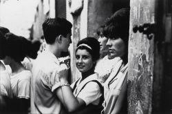 Foto Festes de Gràcia, Barcelona, 1964. Sèrie: 'Barcelona Blanc i Negre'...