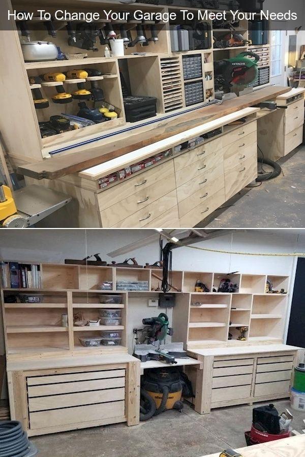Garage Cabinets Garage Door Decoration Ideas Race Car Garage In 2020 Shelving Design Garage Systems Garage Door Installation