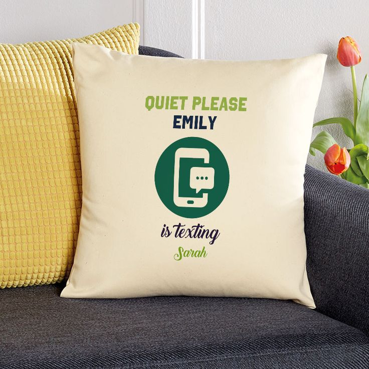 Beautiful 💕 Personalised Word Cushions & Pillows. Easy to Create & Preview On Screen Before You Buy. Fast Free Delivery. A perfect gift for any occasion. www.chatterboxwalls.co.uk  #wordart #typography #personalisedcushions #cushions #interiordesign