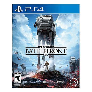 Star Wars: Battlefront - PS4 - Sam's Club