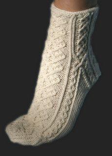 Helene Socks by Tuulia Salmela free on Ravelry