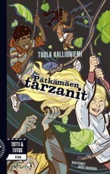 Pätkämäen tarzanit   Kirjasampo.fi - kirjallisuuden verkkopalvelu