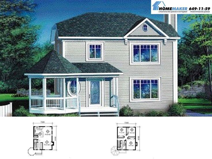 Проекты домов 100 кв.м