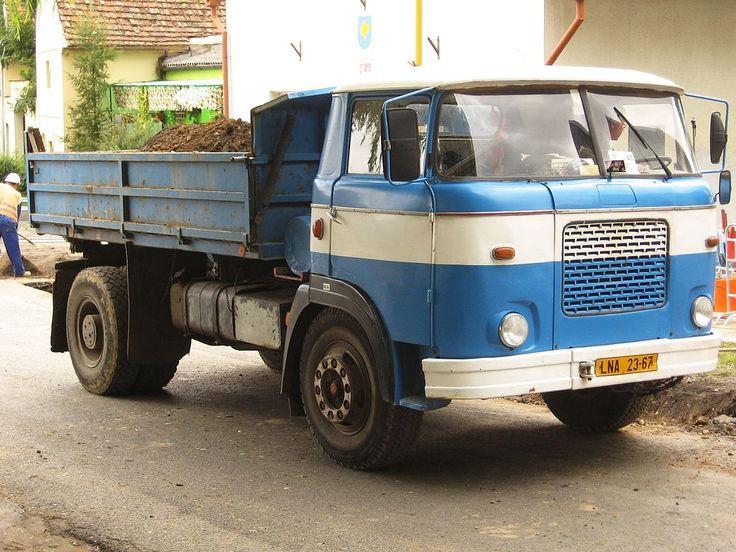 LIAZ - Škoda 706 MT