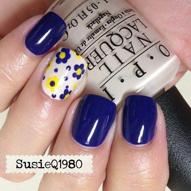 blu fiori