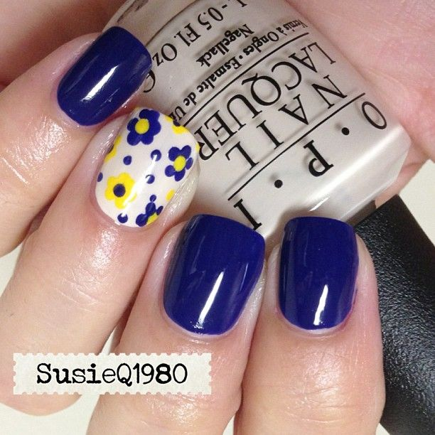 Instagram photo by susieq1980 #nail #nails #nailart