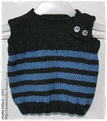 You can buy the pattern in size 3 months - 4 years here if you like: