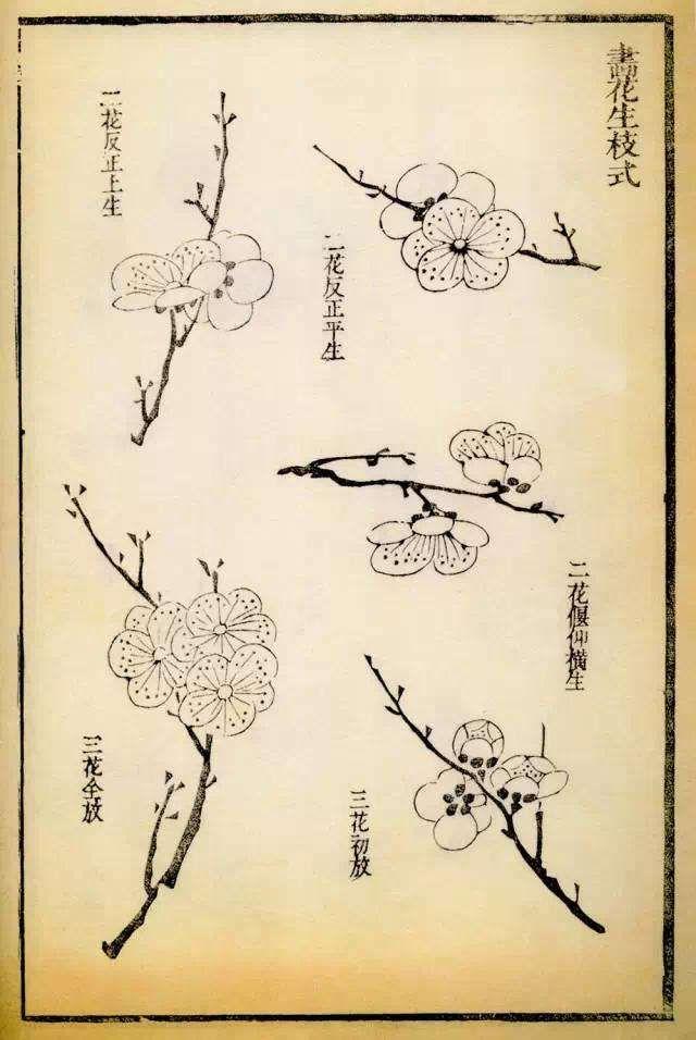 "Képtalálat a következőre: ""(Csie-ce jüan hua csuanJiezi yuan hua chuan 芥子園畫傳 / 芥子園畫傳"""