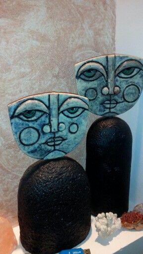 The pair #pottery #handmade #sculpture #art #clay