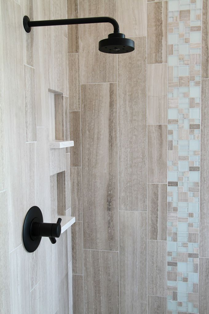 1000 Ideas About Vertical Shower Tile On Pinterest