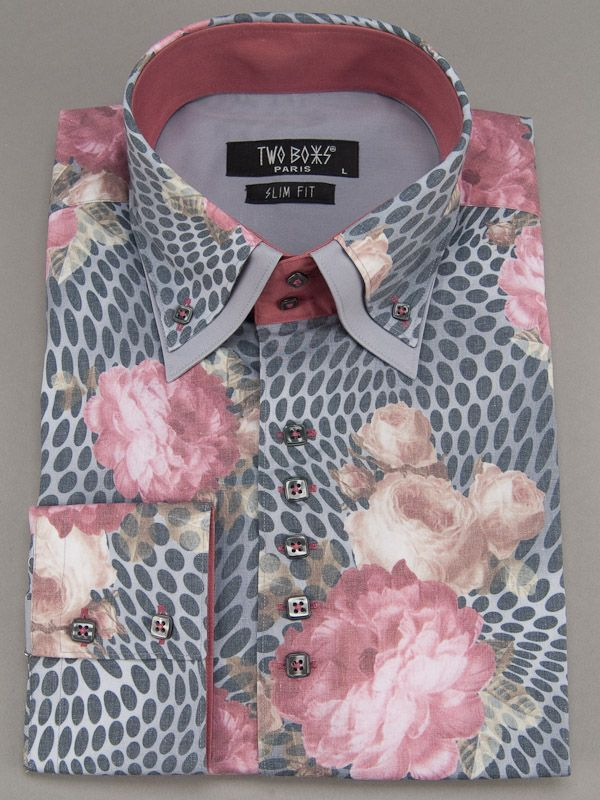 2093 T&B Shirt-Multicolored