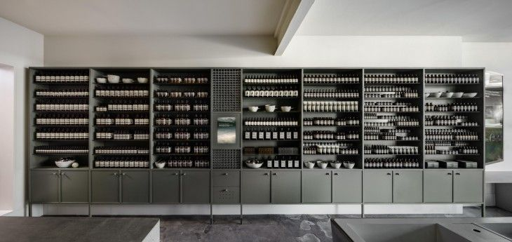 Aesop Fitzroy | Clare Cousins Architects