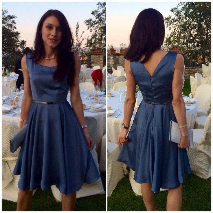 JP Italy Party Dress