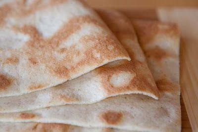 LCHF till vardag och fest: Tortillabröd (LCHF)