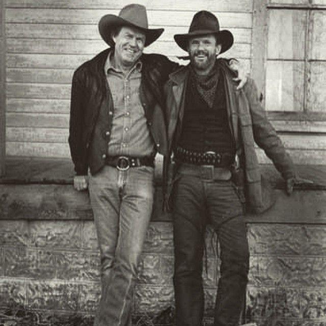 Billy Joe Shaver & Kris Kristofferson