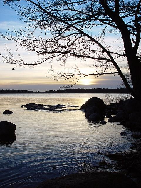 Nature - Landscapes. (Helsinki, Finland)